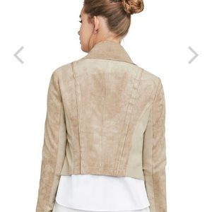 BCBGMaxAzria Jackets & Coats - Ana faux suede jacket BCBG new with out tags